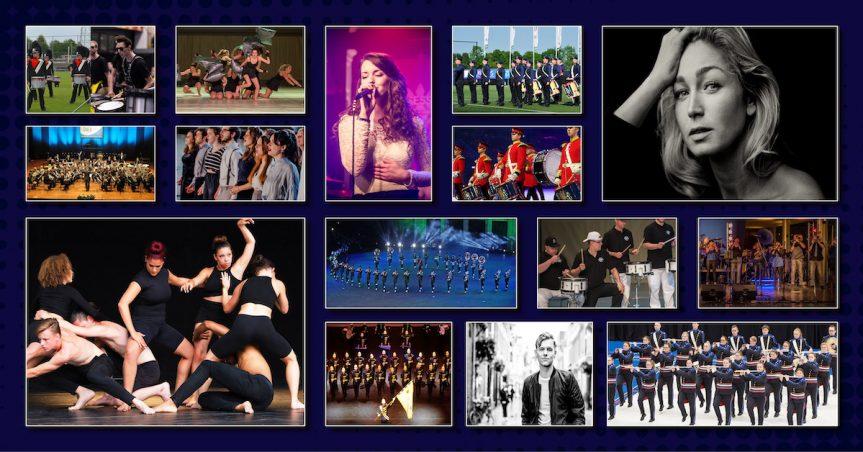 Proud on Stage: een theatershow met zestien acts van werelds niveau