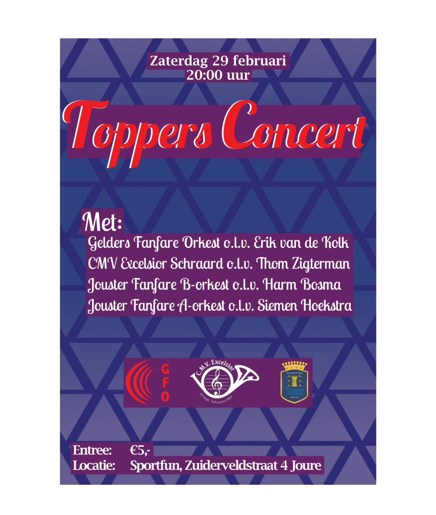 Toppers Concert